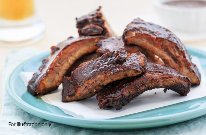 Barn Grills - BBQ Beef Short-Ribs