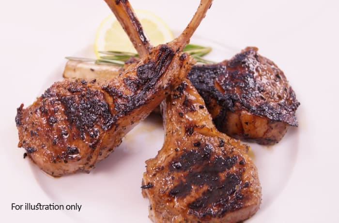 Barn Grills - Lamb Chops *New
