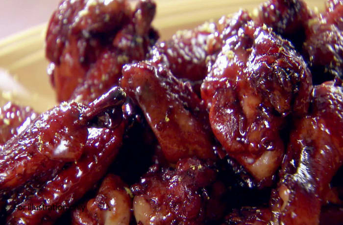 Barn Grills - Sticky Wings Feast