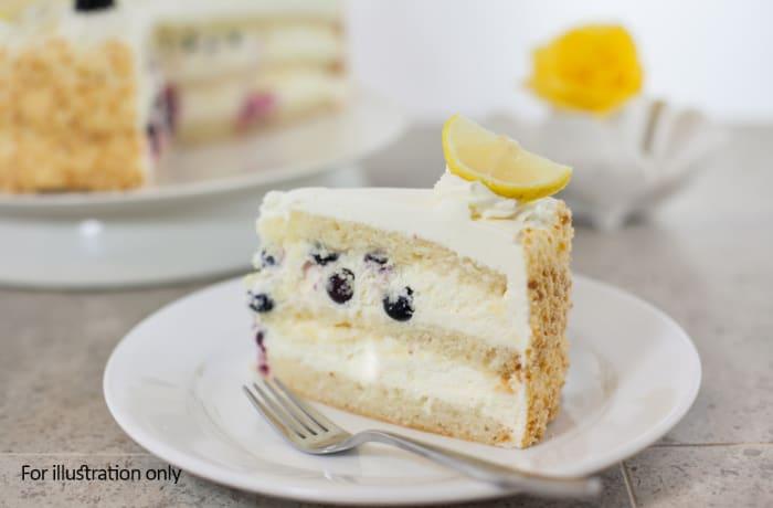 Desserts  - Lemon Slice