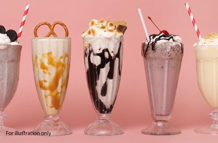 Desserts  - Milk Shakes