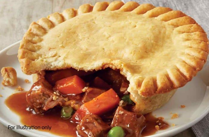 Horse Shoe Purebreds - Beef Pot Pie *New