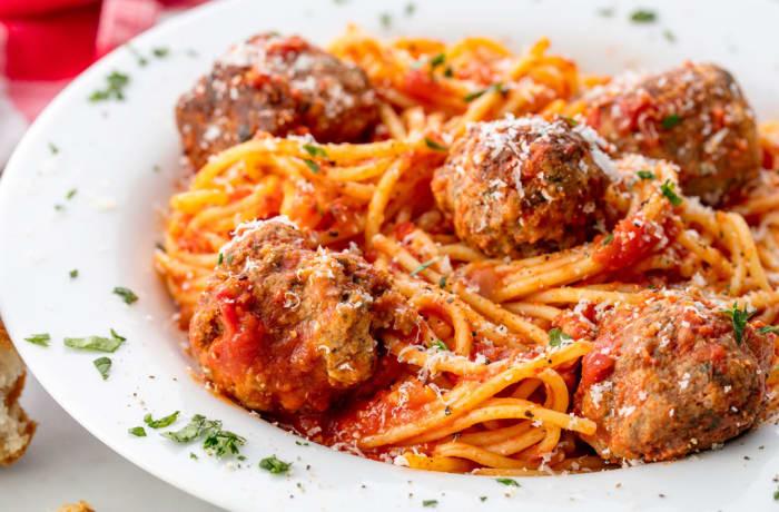 Horse Shoe Purebreds - Spaghetti Meat Balls *New