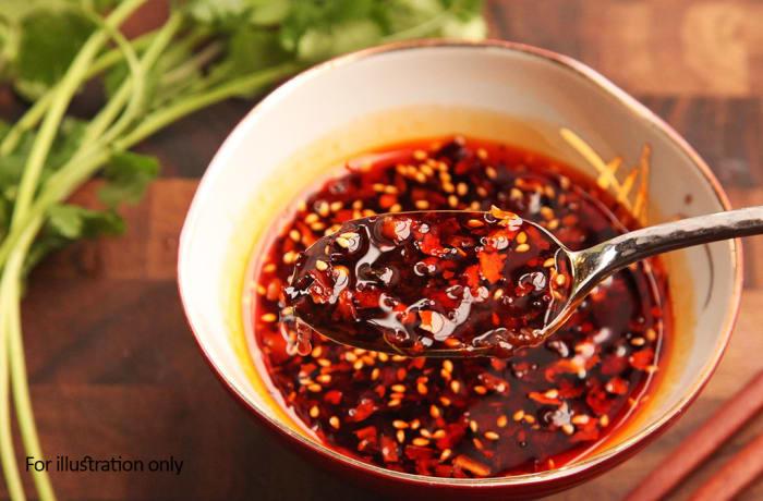 Sauces - Chilli Oil