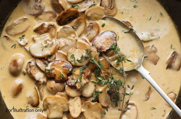 Sauces - Mushroom