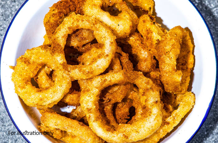 Sides - Onion Rings