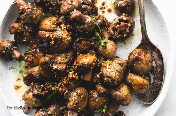 Sides - Sauteed Mushroom