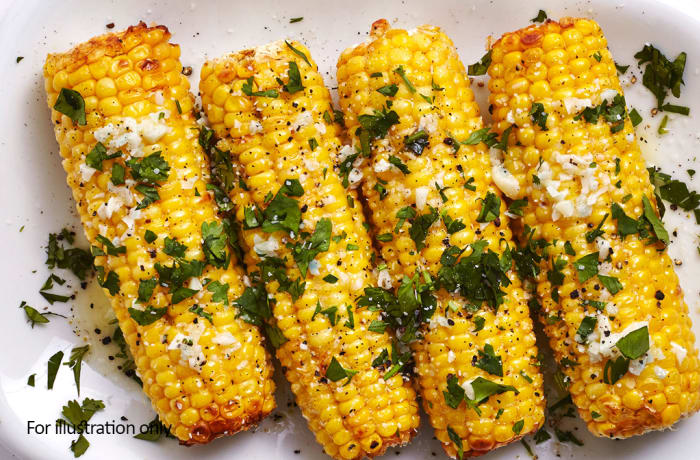 Sides - Sweet Corn on the cob