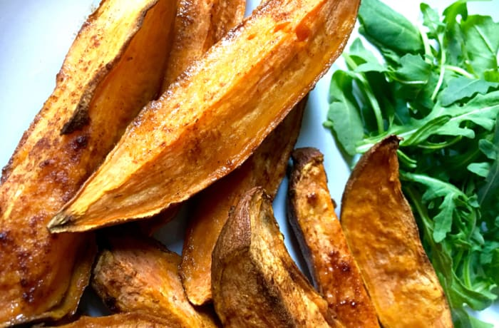 Sides - Sweet Potato Wedges