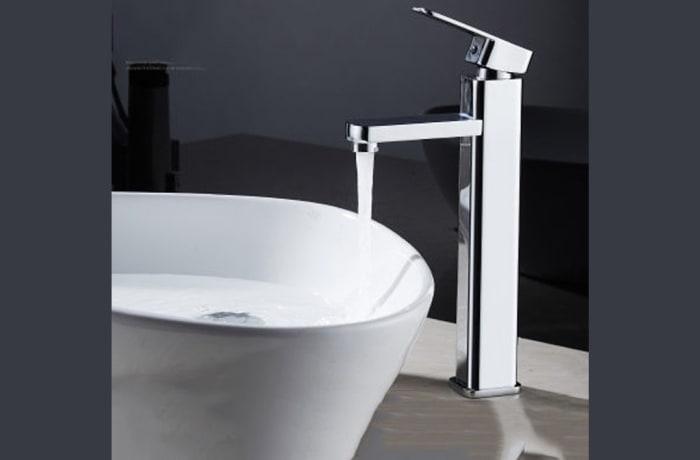 Bathroom Faucet - Hot and cold copper faucet - J-80086 D