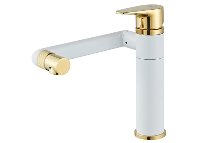 Bathroom Faucet - Hot and cold water tap - 20141002