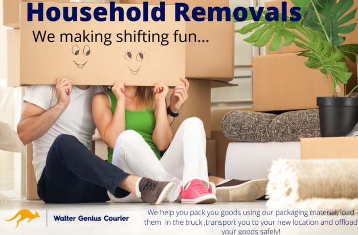 Are you relocating? You don't have to pack your own stuff anymore when moving!  image
