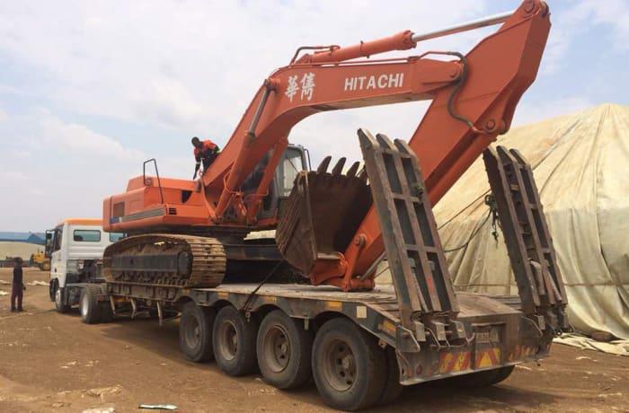 Acil - Hitachi Hydraulic Crawler Excavator