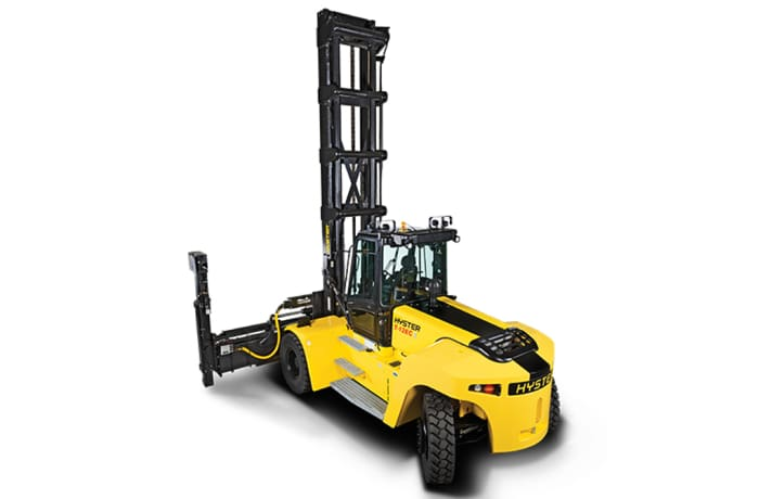 Hyster 3/4-High Empty Container Handler