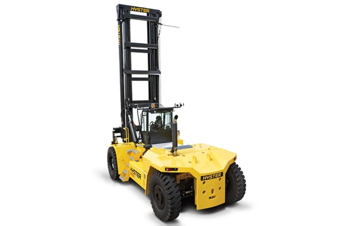 Hyster 36-38T Heavy Duty Fork Lift Truck