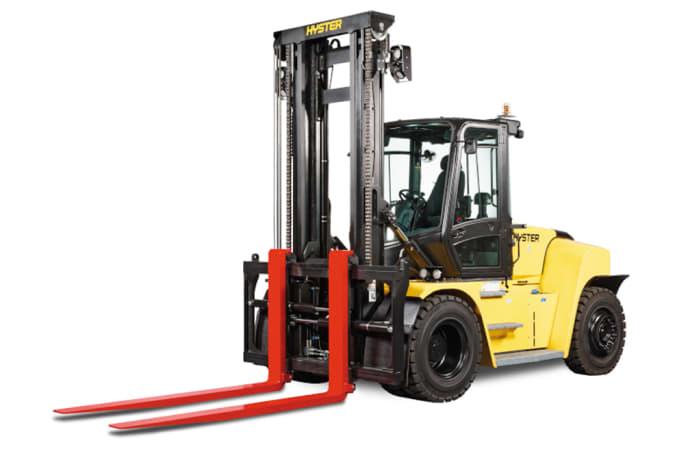 Hyster 8-12T Heavy Duty Fork Lift Truck