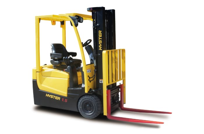 Hyster A1.3-2.0XNT Electric Counterbalanced Truck