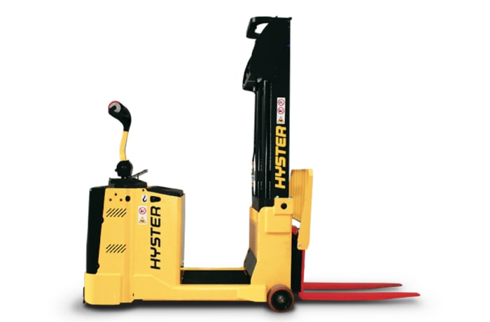 Hyster Counterbalanced Stacker