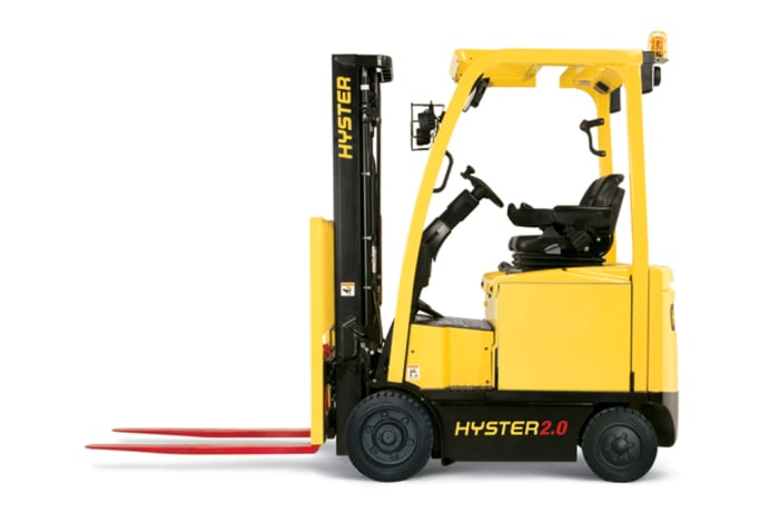 Hyster E1.6-2.0XN Electric Counterbalanced Fork Lift Truck