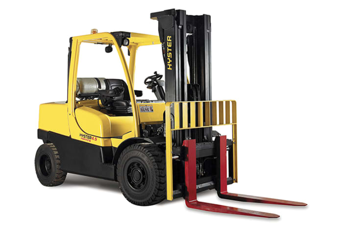 Hyster® Fortens® H4.0-5.5FT series Counterbalanced LPG and Diesel Forklift Truck