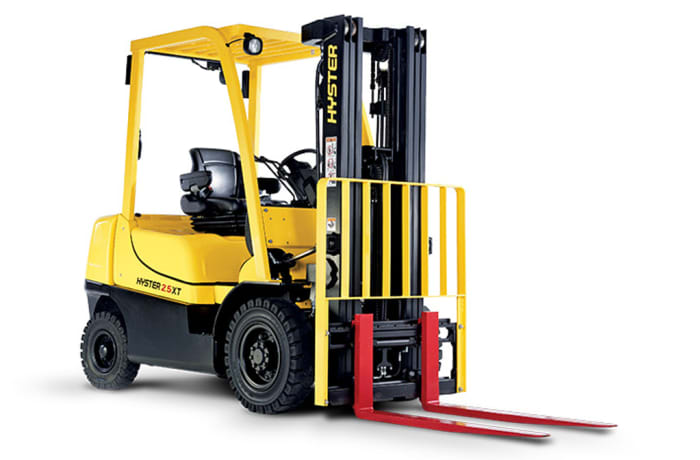 Hyster H2.0-3.0XT Diesel and LPG forklift truck