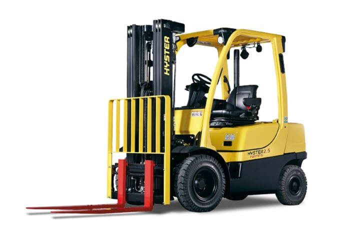 Hyster H2.0-3.5FT Diesel and LPG Counterbalanced Fork Lift Truck