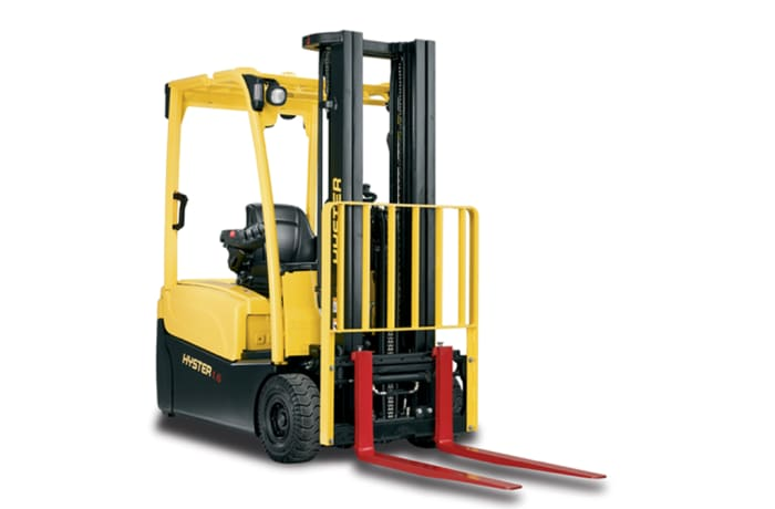 Hyster J1.5-2.0XNT Electric Counterbalance Forklift Truck