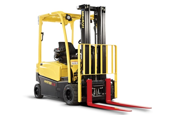Hyster J1.6-2.0XN Electric Counterbalanced Fork Lift Truck