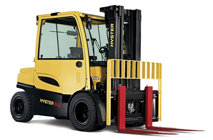 Hyster J4.0-5.5XN Electric Counterbalance Fork Lift Truck