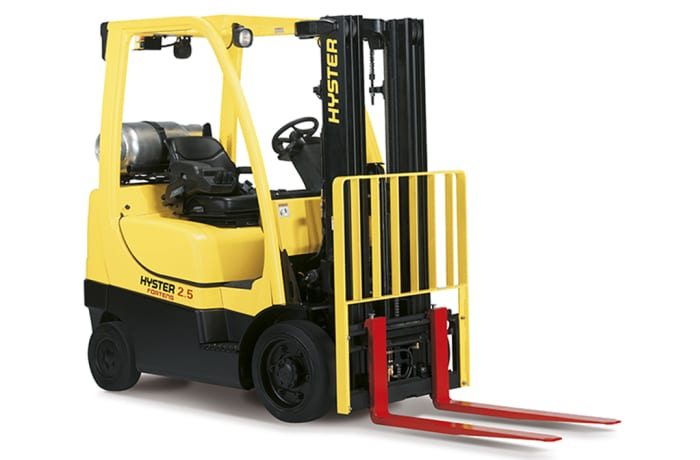 Hyster S2.0-3.5FT Compact LPG Counterbalanced Fork Lift Truck