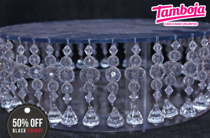50% off decorative cake stands image