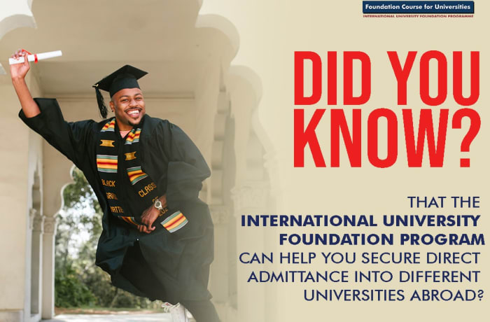 International Foundation Programme image