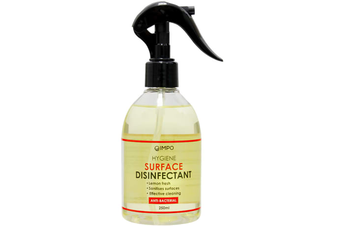 Antibacterial Disinfectant  Impo Hygiene Surface Cleaner