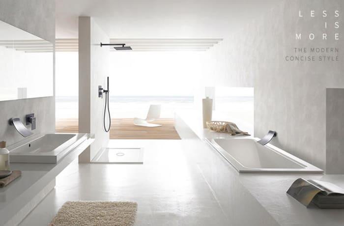 Bathroom Faucet - In-wall shower set -  Model 18487388621