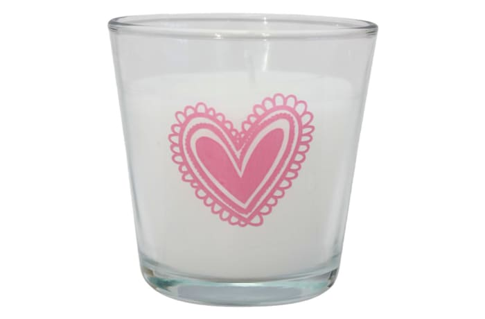 Inspire Aromatic Candle - Orchid Scented