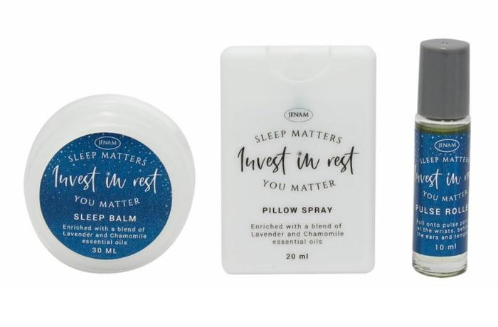 Invest In Rest Sleep Kit