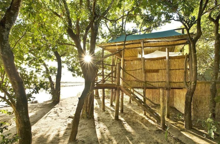 Island Bush Camp - South Luangwa National Park