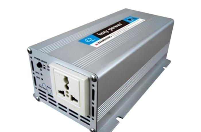 Izzy 1000 12VDC Inverter