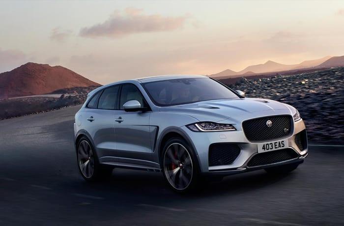Jaguar F‑PACE