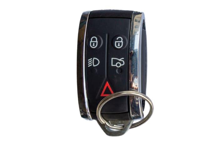 Jaguar Smart Key