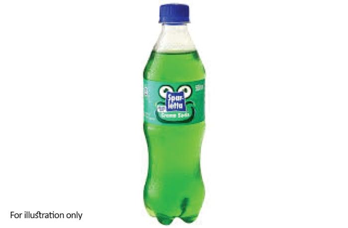 Drinks - Cream Soda