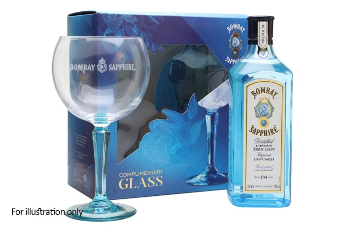 Gin - Bombay Sapphire