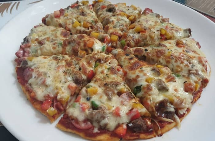 Pizzas - Margarita Pizza