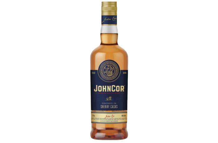 John Cor Whisky Premium Quality Blend