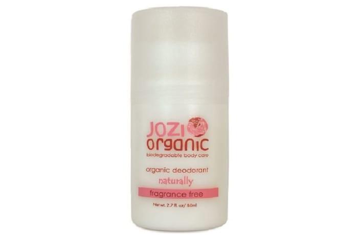 Jozi Organic Natural Fragrance Free   Deodorant 80ml