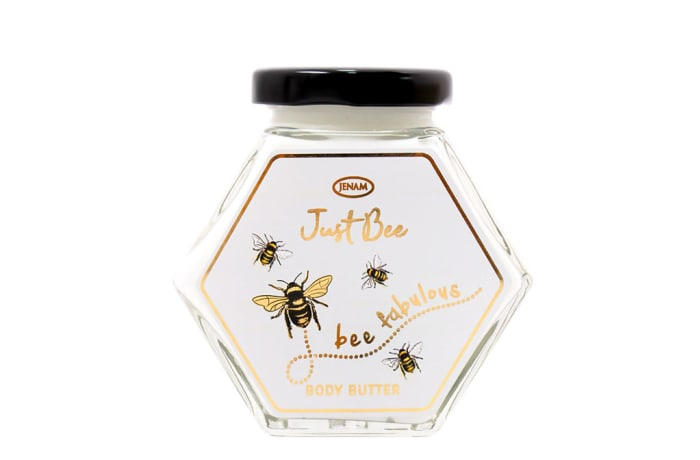 Body Butter Just Bee Designed to Soften the Skin