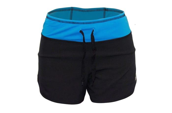 Women's Stretch15 Shorts - Blue / Black