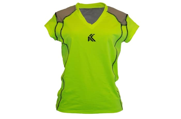 Women's Mesh T-Shirt - Green