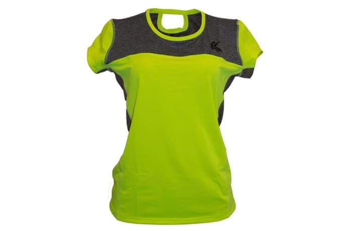 Women's Tech T-Shirt - Light Green