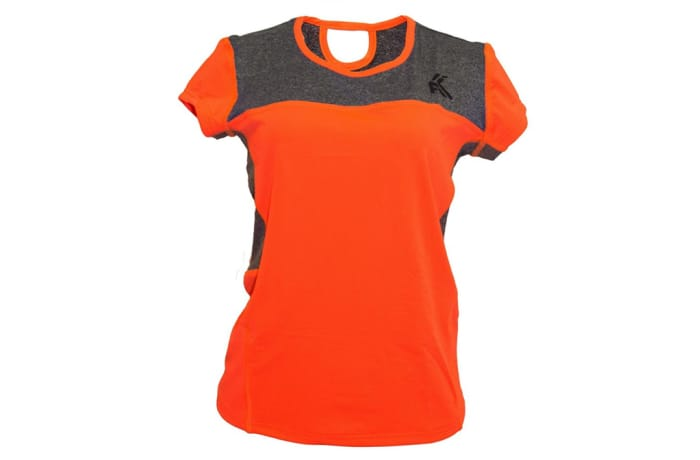 Women's Tech T-Shirt - Orange